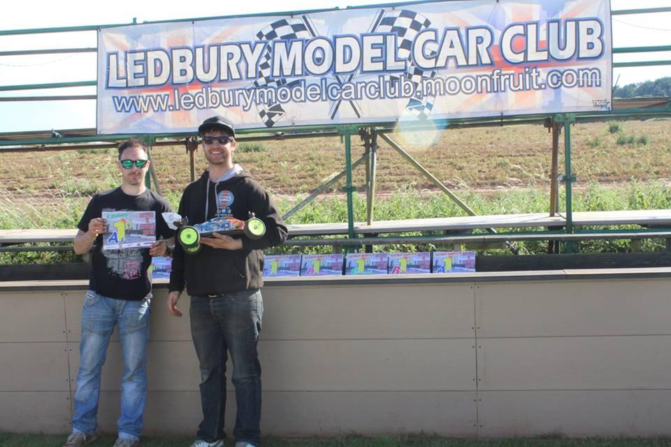 Michael L Winner E buggy Saturday Rd 9
